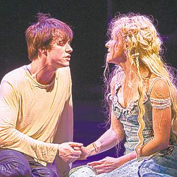 Longtime love of musicals takes Asper to Broadway