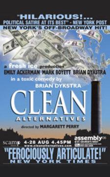 CLEAN ALTERNATIVES