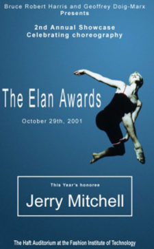 THE ELAN AWARDS 2001