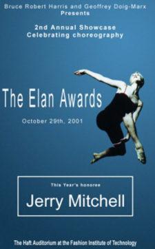 THE ELAN AWARDS 2001
