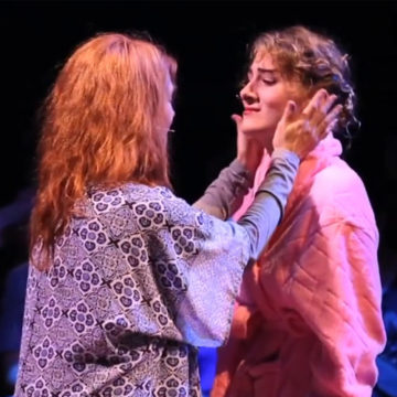 Highlights From Immersive Carrie The Killer Musical Experience in LA