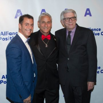 Bruce Robert Harris,  Greg Louganis and Jack W. Batman