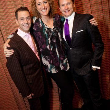 Carson Kressley and Judy Gold